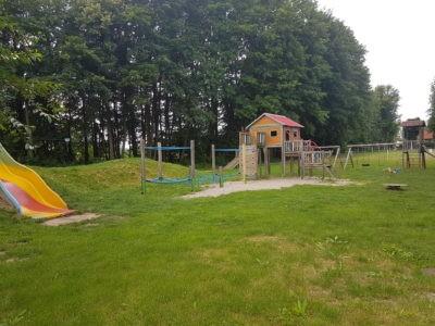 Schlosspark Sitzenberg Kinderspielplatz