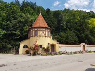 Sitzenberg Schlosshaus
