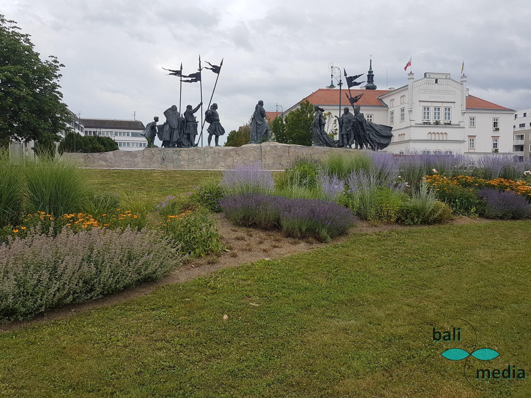 Tulln, die Blumenstadt - BALIMEDIA