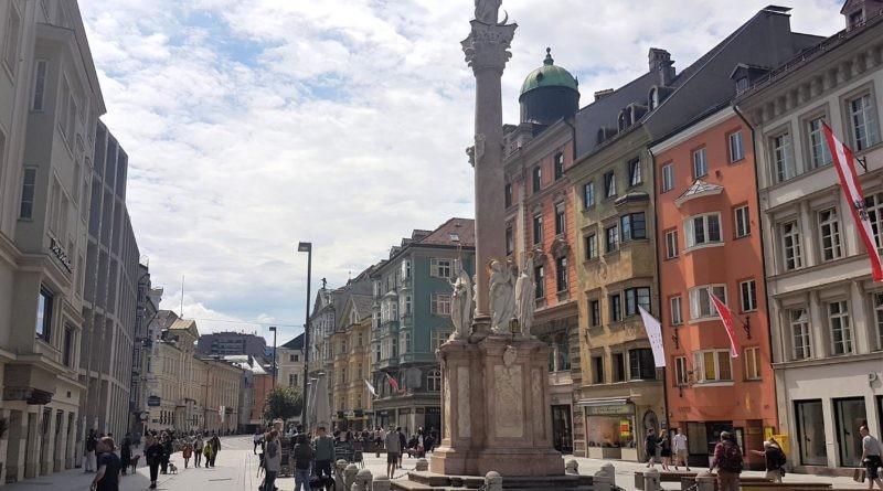 Annasäule Innsbruck