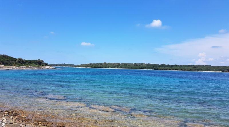 Traumhafte Bucht auf Brijuni