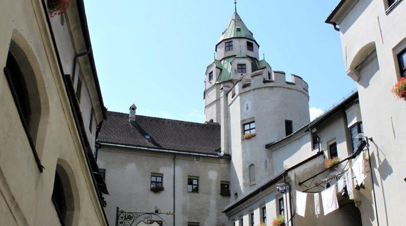 Burg Hasegg Münze Hall