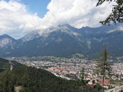Fußweg Lans, Bergisel, Innsbruck