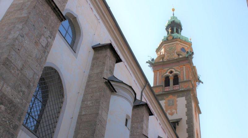 Herz Jesu Basilika in Hall