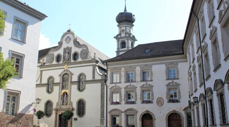 Jesuitenkirche in Hall