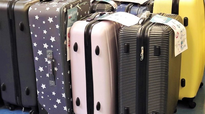 Koffer, Reisegepäck