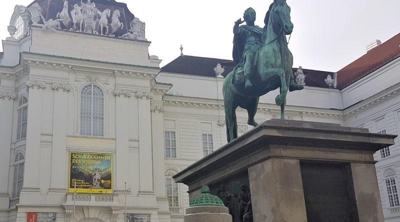 Nationalbibliothek in Wien