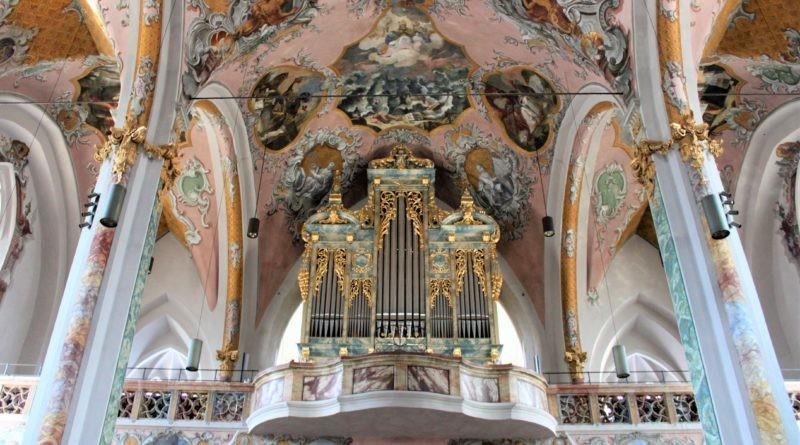Orgel Sankt Nikolaus Kirche