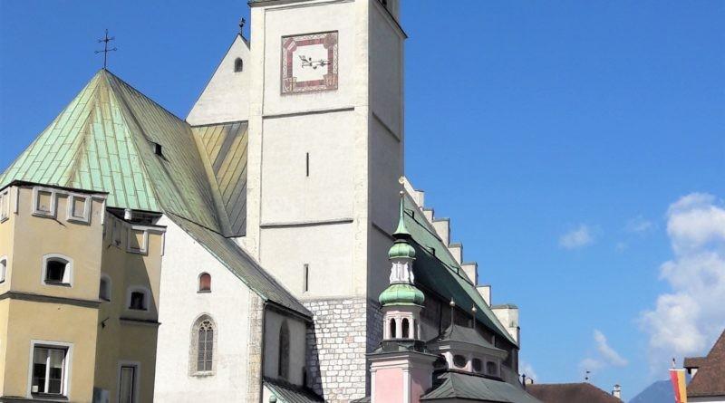 Pfarrkirche Sankt Nikolaus, Hall