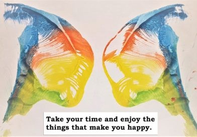 Time and happiness