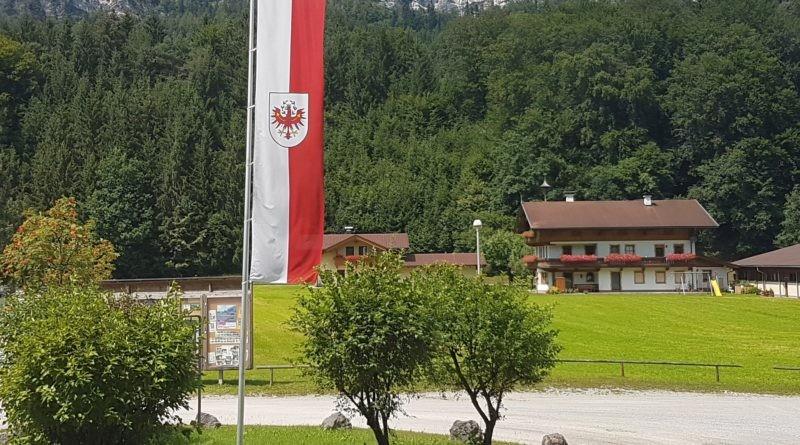 Tirol Fahne