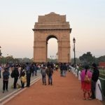 Gate of India in Delhi