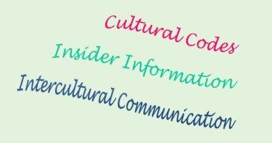 Kultur Verständnis