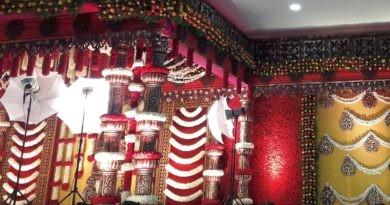 Hochzeit Indien Inszenierung