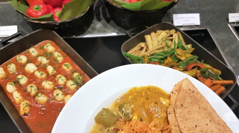 Essen in Goa