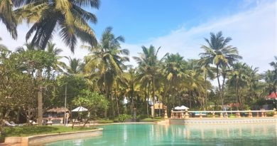 Taj Exotica Poollandschaft